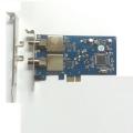 DVBSkyT982 DVB-T2 / T / C双路双模卡 电视电脑接收卡 接收器