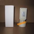 正品百昌KL-22M铝壳双本振KU波段高频头9750/10600双本镇高频头电视天线降频器